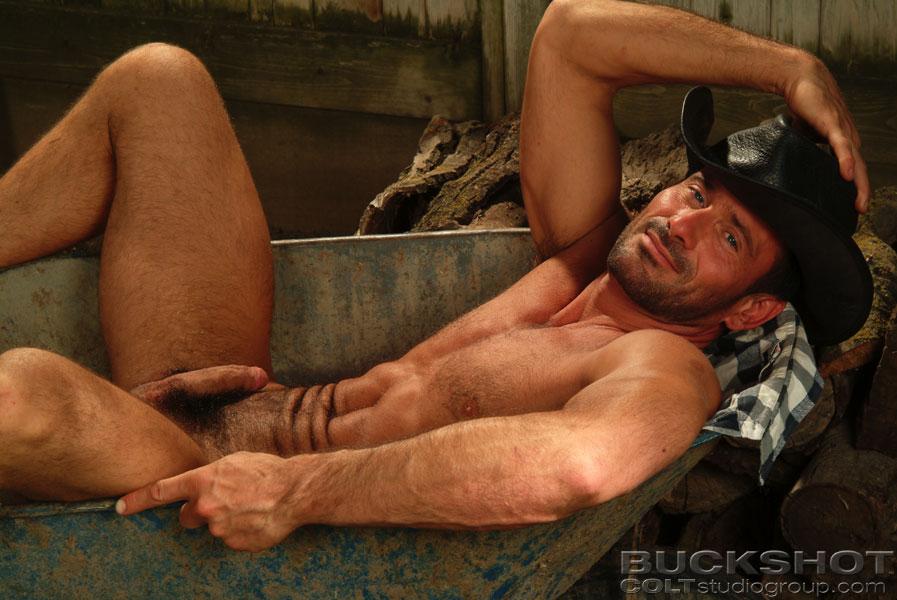 Hot naked cowboys